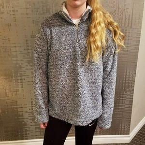 NEW! Women's Faux Fleece Pullover